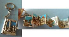 Pisa (Tuscany, Central Italy) With Mini Pull Out Postcard Folder Key Chain (sold for $3.50--kill me)
