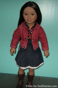 """Karito Kids Pita doll - 21"""" doll from KidsGive"""