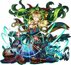 Persephone (Asc) | Monster Strike GamePress