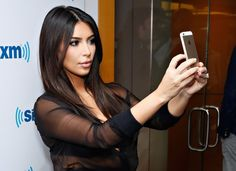 Kim Kardashian's Selfies Are Not Welcome In Iran