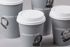 Laughing Man - Identity and Packaging