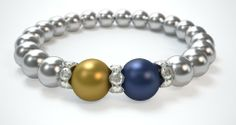 Check out my Mothers Bracelet! What does yours look like? Design a bracelet in just 3 easy steps! This one is for my beautiful daughter and handsome son.