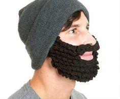 True Outdoorsman Knit Beard. Very cool website as well. Lots of neat stuff!