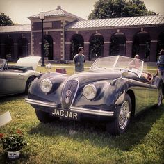 Someday you will be in my garage! #classic #jaguar #vintage