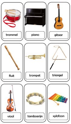 Page with lesson ideas, activities, songs and works for the teacher or . Preschool Music Activities, Montessori Activities, Early Music, Music Worksheets, Instruments, Elementary Music, Teaching Music, Music Lessons, Christmas Crafts For Kids