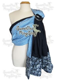 Van Gogh - SweetPea Ring Slings™