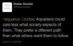 Aquarius zodiac facts