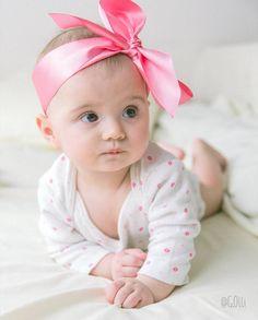Mom  little baby girl  - 8months  #KiraPalna & Designer    #GolliArt