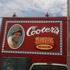 Cooters Museum in Nashville