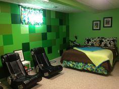 Minecraft bedroom bedroom bedroom sets kids bedroom mine craft bedroom is moving into the smaller bedroom .