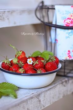 Strawberry magic