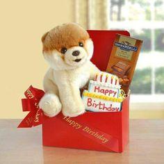 Happy Birthday Gifts Box Celebration Gift Baskets