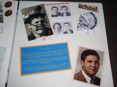 My parents celebrated their 50 th wedding anniversary in 2007. This is the scrapbook I made them. I wanted to share to give others ideas...