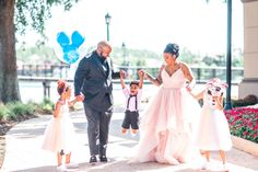 Mariah & Robert are sharing their fairy tale this week on the Disney Wedding Podcast!