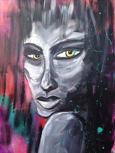 Painting Kelly Michele Thomas Micheshart 2016 Catalog Michele Thomas, Catalog, Illustration, Painting, Fictional Characters, Art, Art Background, Painting Art, Kunst