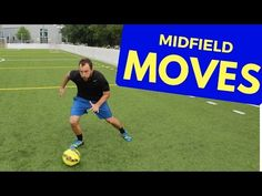 This video breaks down a great move that midfielders can use in the game. Our Soccer Sling Shot is perfect for this.