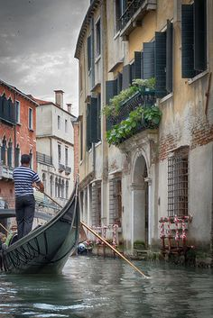 Venice, Italy » Such a beautiful place. Have been but want to go back