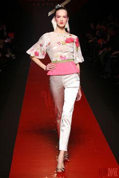 Jamal Taslaq - Alta moda - Primavera-Estate 2013 - http://it.flip-zone.com/fashion/couture-1/independant-designers/jamal-taslaq
