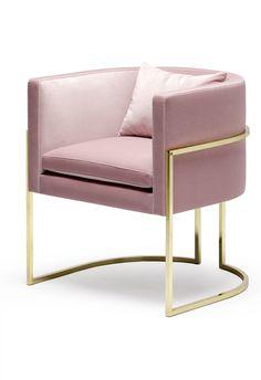 Julius Chair Bronze Divya & Victoria Group
