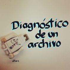 Diagnostico de un archivo en USB