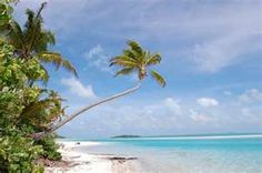 Cook Islands--they were beautiful!