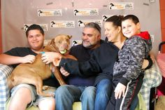 Pit Bull That Spent 5 Years in Shelter Finally Gets Adopted Thanks to Facebook Plea -- such a beautiful story