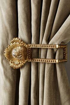 2 of Anthropologie's Hardware - Topista In Gold