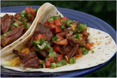 New Mexico Taco Recipes
