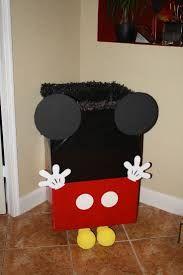 Resultado de imagen para cajas de regalo de mickey mouse bebe