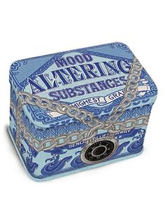 Mood Altering Mini Treasure Tin - $9.00 at ShopPlasticland.com