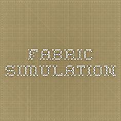Fabric simulation