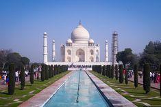Kulturreise - Taj Mahal - Agra, Indien