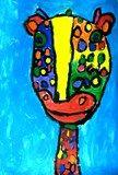Fauvism: Kindergarten Giraffe Art Lesson