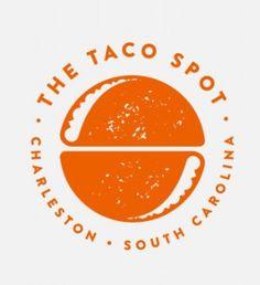the taco spot logo design - by J Fletcher Design