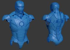 Iron Man Mark III - 3DTotal Forums