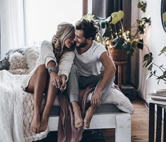 Cuddles in bed Romantic Couples In Bed, Romantic Love Quotes, Couples In Love, Couple Cuddle In Bed, Cuddles In Bed, Cuddling, Couple Goals Relationships, Cute Relationship Goals, Winter Photos