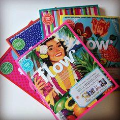 Le Flow Magazine, un condensé de petits bonheurs