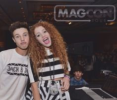Cameron Dallas and Mahogany lox Magcon Family, Magcon Boys, Mahogany Lox, Jack B, Anna Lee, Cameron Dallas, Lucky Girl, The Fam, Only Girl