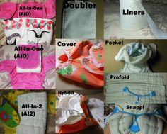 Cloth-diapering for beginners