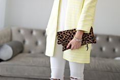 Navy Grace Blog by Camilla Thurman | A Fashion + Lifestyle Blog -- Mellow Yellow Photo by: B Couture Photo