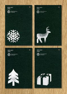 mikel can studio greetings card inspiration christmas card design indesign