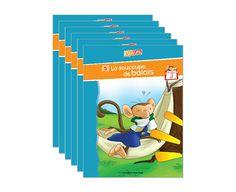 Escalire - livres J1 à J6 - Escalire - Les Éditions Passe-Temps