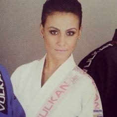 .@diana_sbt | Vulkan Fight Company. Kimono Feminino Pro Light Acessem: www.vulkanfc.com @Yash Nelapati... | Webstagram - the best Instagram viewer