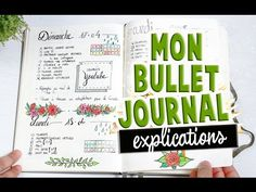 DIY : comment réaliser un bullet journal ? Bullet Journal En Français, Bullet Journal Flip Through, Bullet Journal For Beginners, Bullet Journal How To Start A, Organisation D'agenda, Organization Bullet Journal, Budget Organization, Bujo Planner, Agenda Planner