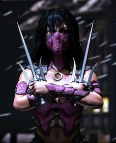 """Mileena""""Mortal Kombat"""" - COSPLAY IS BAEEE! Tap the pin now to grab yourself some BAE Cosplay leggings and shirts! From super hero fitness leggings, super hero fitness shirts, and so much more that wil make you say YASSS! Mortal Kombat Cosplay, Mortal Kombat Costumes, Mortal Kombat Xl, Kitana Mortal Kombat, Video Game Characters, Female Characters, Fictional Characters, Kung Jin, Inspiration Drawing"""