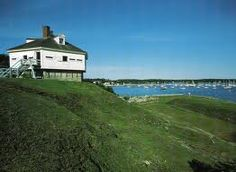 Fort McClary State Historic Site Kittery Point, Maine