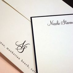 Personalized Stationery Gallery | The Dandelion Patch
