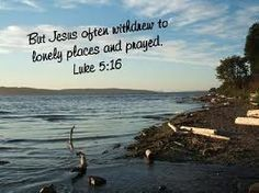 But jesus often withdrew to lonely places and prayed loneliness quote God Words Of Wisdom, Word Of God, Alone Quotes, Sad Quotes, Feeling Lonely Quotes, Loneliness Quotes, Meaningful Pictures, Prayer Quotes, Humility Quotes