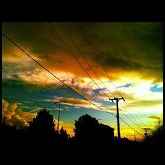 Sunset, Kifissias