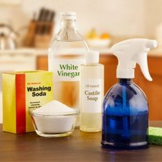 See all the versatile ways you can use vinegar to clean around the house, from freshening up coffee cups to loosening a rusty screw.